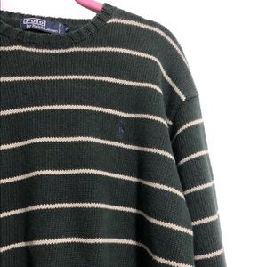 Polo Ralph Lauren Sweater Crew Neck Linen Cotton